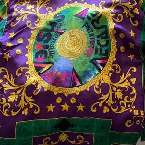 Versace Shirts - Vintage Versace one of a kind Zippered Versus